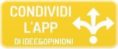 Invita un amico a scaricare l'App Idee&Opinioni